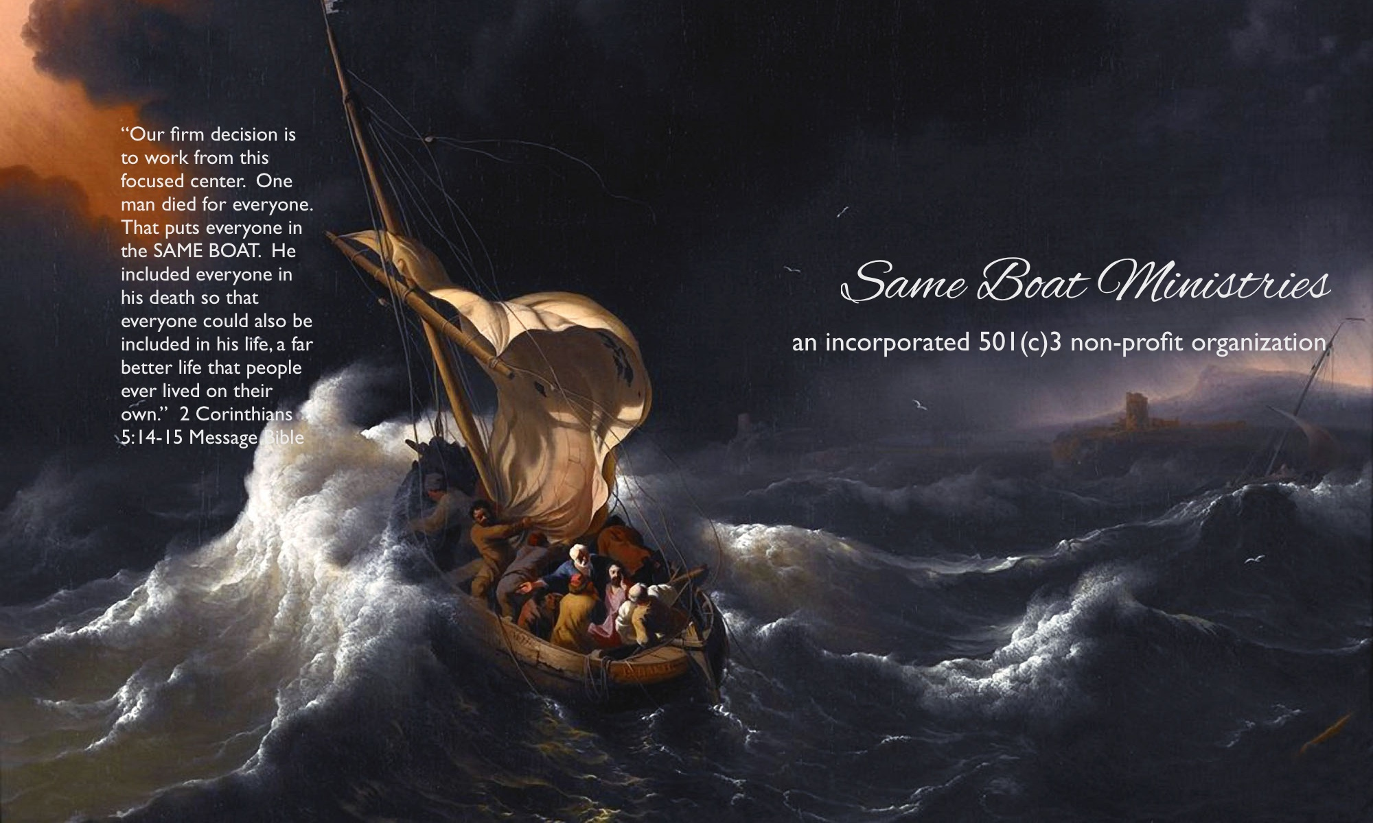 Same Boat Ministries
